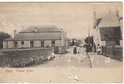 View Of Chapel Street Cam Near Dursley Gloucestershire Old Photo Postcard