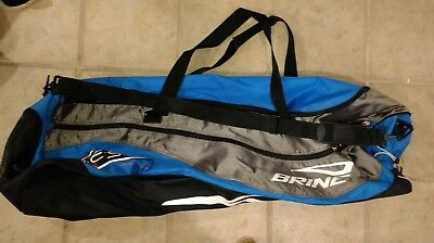 Brine extra large lacrosse equipment gear bag.