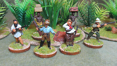 Painted 28mm Victorian Expedition Number One