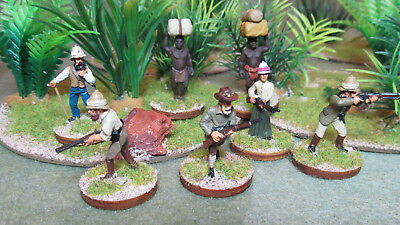 Painted 28mm Victorian Expedition Number Two