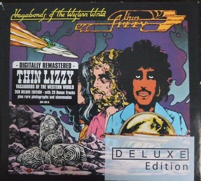 Thin Lizzy Vagabonds of the Western World Deluxe Edition