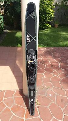 "Water Ski,2016 Radar Senate Graphite 71"",vector Front Boot,artp.new"