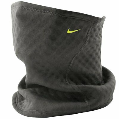 Nike Sphere Neck Warmer Unisex Grey Moisture Wicking Athletic #129862 , NWA38089