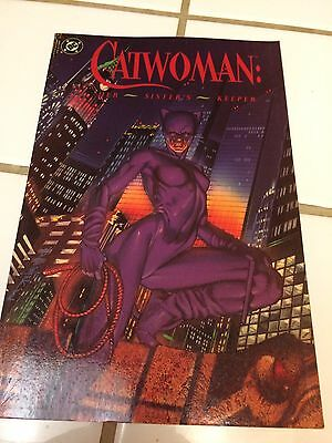 Catwoman Her Sister's Keeper (1991) TPB DC Batman