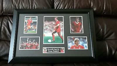 Framed and Signed Kenny Dalglish Montage