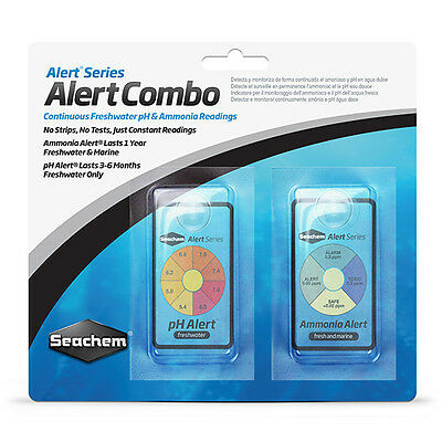 Seachem Alert Combo Continuous Freshwater PH & ammonia reading
