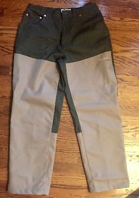 Columbia Ptarmagin Brush Briar Upland Pants 34/30 NWOT