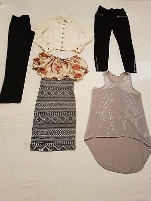 Lovely Ladies Bundle of Clothes Size 8-10