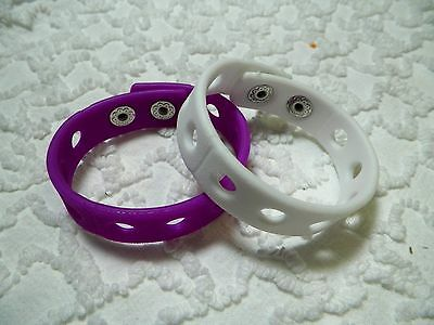New Silicone Wristbands 4 Croc Shoe Charms Will Also Fit Jibitz,Croc  C 631