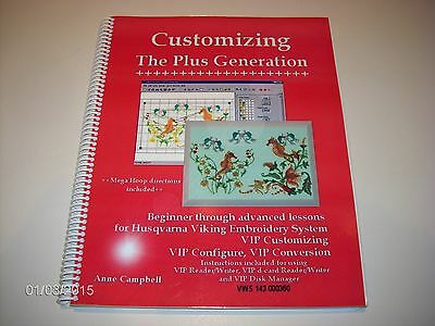 Customizing The Plus Generation by Anne Campbell.