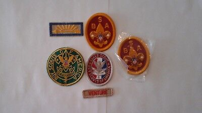 Boy Scout  Rank, Insignia, Eagle Patches