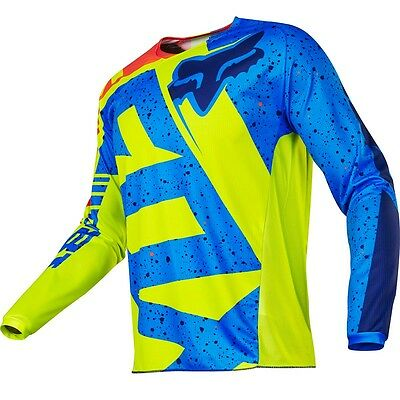 2017 Fox Racing 180 Race,Nirv,Falcon, Adults Mx Jersey Dirt Bike Atv Shirt