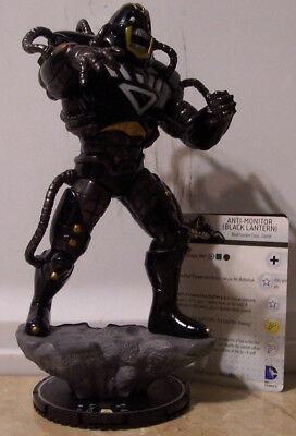 DC Heroclix D-G001Black Lantern Anti-Monitor Convention Exclusive