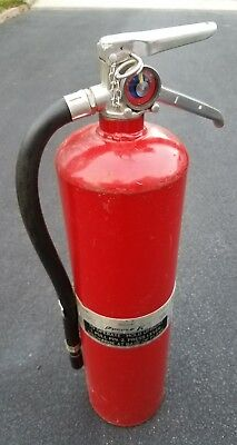 General Fire Extinguisher  Purple K Dry Chemical Fire Extinguisher B & C