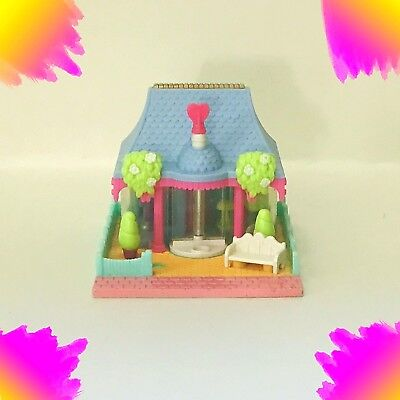 Polly Pocket 1995 Store Cafe House Toy