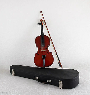 Vintage Antonius Stradivarius Kremona Violin with Original Case