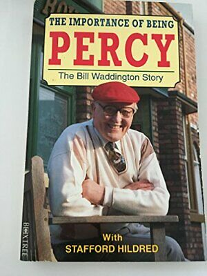 The Importance of Being Percy by Hildred, Stafford Paperback Book The Cheap Fast