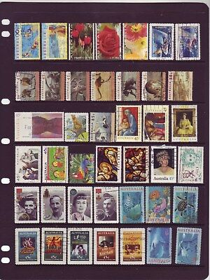 Assorted Used Stamps from 1994, 1995  .  Well worth a look .