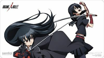 Akame & Kurome Playmat - Akame ga Kill!