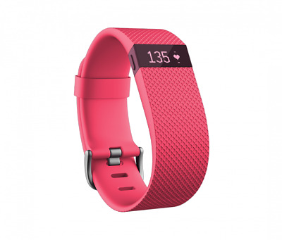 montre fitbit charge hr rose cardiofrequence montre connectée tracker sommeil