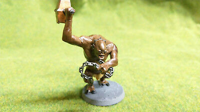Warhammer Games Workshop LOTR Lord of the Rings Cave Troll - Plastic