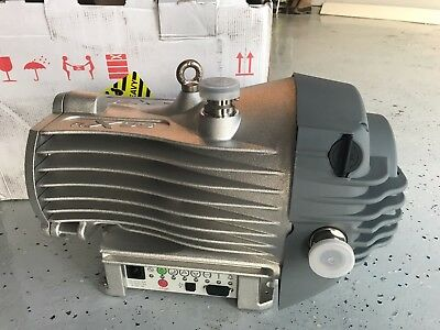 nXDS 10i Dry Vacuum pump (great deal)