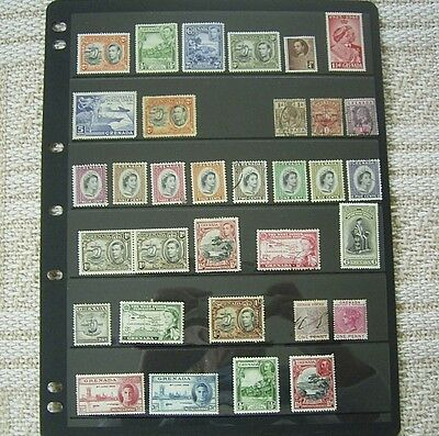 Grenada Mint And Used Older Issues