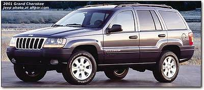 Manuale d'officina JEEP Grand Cherokee CRD 2,7 (PDF)
