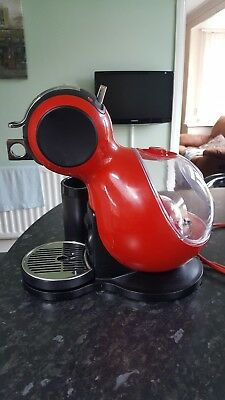 Krups Nescafe Dolce Gusto Melody 3 Machine - Red