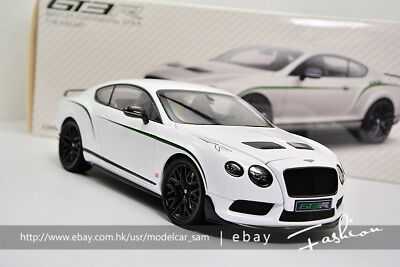 Almost Real 1:18 Bentley GT3-R 2015 White