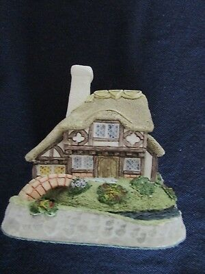 David Winter THE CRYSTAL COTTAGE 1993 Signed