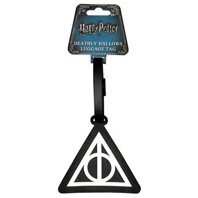 Harry Potter - Deathly Hallows Luggage Tag NEW