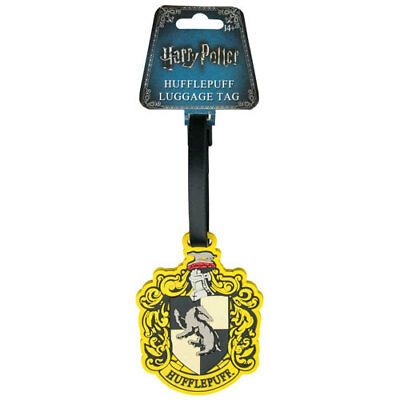 Harry Potter - Hufflepuff Luggage Tag NEW