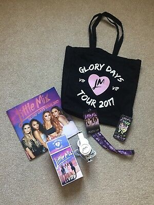 Little Mix VIP Pack Glory Days Tour 2017