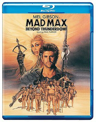 Mad Max Beyond The Thunderdome Blu Ray