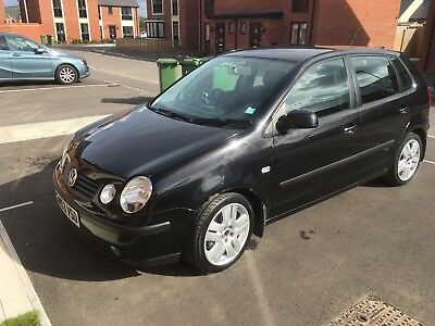 VW Polo 1.9 tdi PD SPORT, Alloy wheels, heated seats