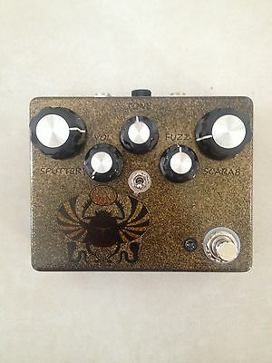 Pédale boutique Fuzz ZoeWorkshop Limited Edition Handmade guitar effect