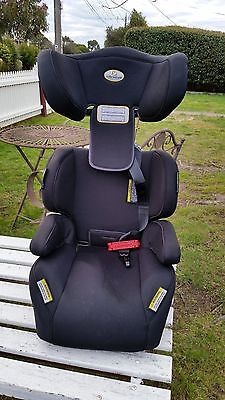Infa Secure Convertible Car Seat/booster - 4-8 years Child
