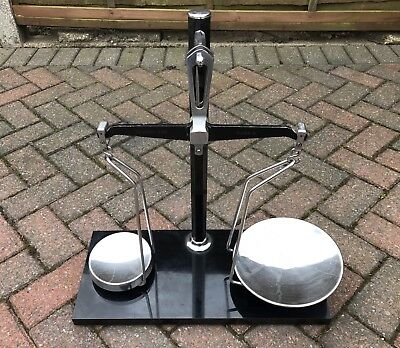 Antique Avery Class B Pharmacy Chemist Weighing Scales to 2lb