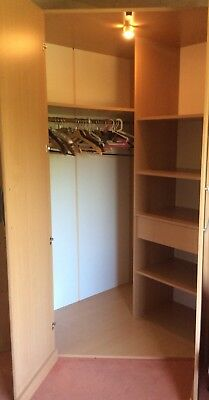Armoire Dressing D'angle Fly  Pin