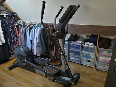 NordicTrack AudioStrider 900 Folding Elliptical Cross Trainer Very good cond