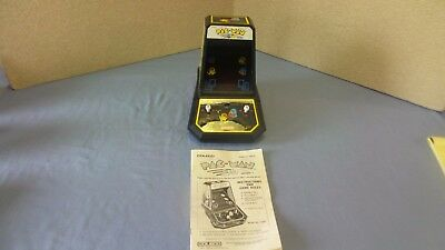 Vintage Coleco Pac-Man Table Top Game By Midway 1981 With Instructions