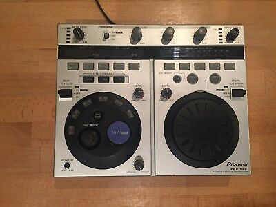 Pioneer EFX-500 Effects unit + Good RCA cable