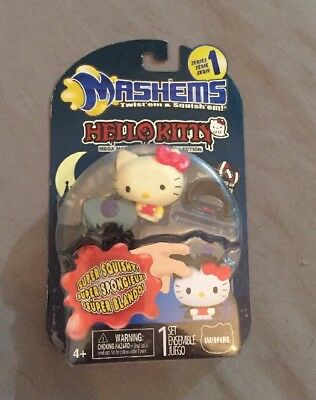 Hello Kitty Mash'ems • VAMPIRE • DELETED • Not For Production - RARE! Sanrio