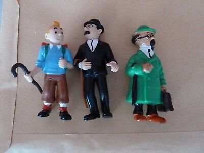 Gummifiguren Tim und Struppi, Tin Tin, Comics Spain