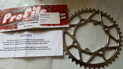 profile bmx chainring