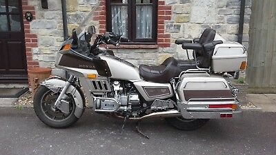Honda Goldwing GL1200 Aspencade