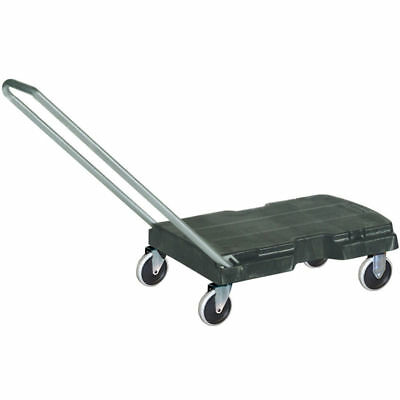 Rubbermaid 500lb Commercial Folding Platform Cart Utility Wagon Dolly Hand Truck