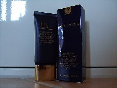 Estee Lauder Double Wear Maximum Cover Camouflage Makeup For Face And Body 30Ml
