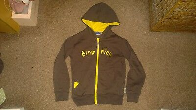Girls Brownies Uniform - Jacket, long sleeved top and trousers
